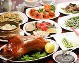 シェフの絶品中華が味わえる宴会コース
