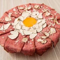 【世界三大珍味】トリュフ 肉ボナーラ