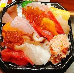 特選ごりら海鮮丼