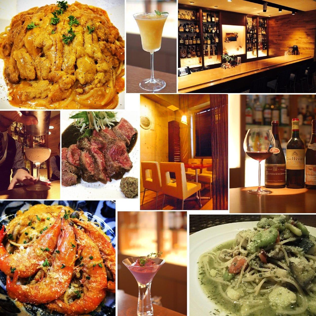 Kitchen&Bar Qualia(キッチンアンドバークオリア)(姪浜・小戸/イタリアン(イタリア料理))