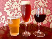 ◆自家醸造のクラフトビールで乾杯