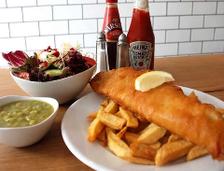 Fish&Chips フィッシュアンドチップス