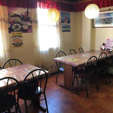 インド・ネパールレストラン BIHANI 一橋学園店  店内の画像