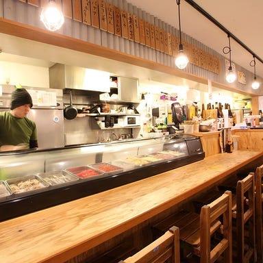 串カツ田中 綱島店 店内の画像