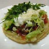 台はパリっと、中はとろりしっとり メキシコ通の味!