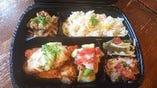 メキシコの美味しい物の詰め合わせ。ベジタリアン用も作ります!