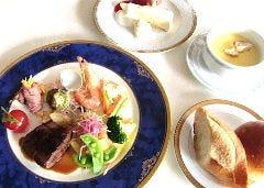 笹川記念会館 レストラン菊
