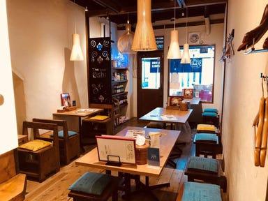 タイ屋台料理&ヌードル オシャ  店内の画像