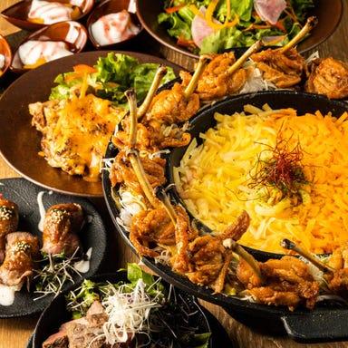肉バル&CHEESE NIKULAB ~ニクラボ~ 南越谷・新越谷店 こだわりの画像