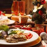 クリスマスコース予約開始◎ご予約はお早めに♪