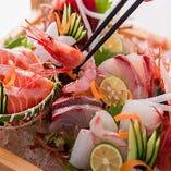 産地直送!!新鮮な魚介類と鮮魚料理♪【島根県】