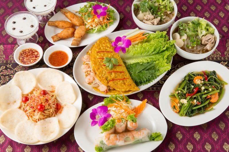 ベトナム料理コース