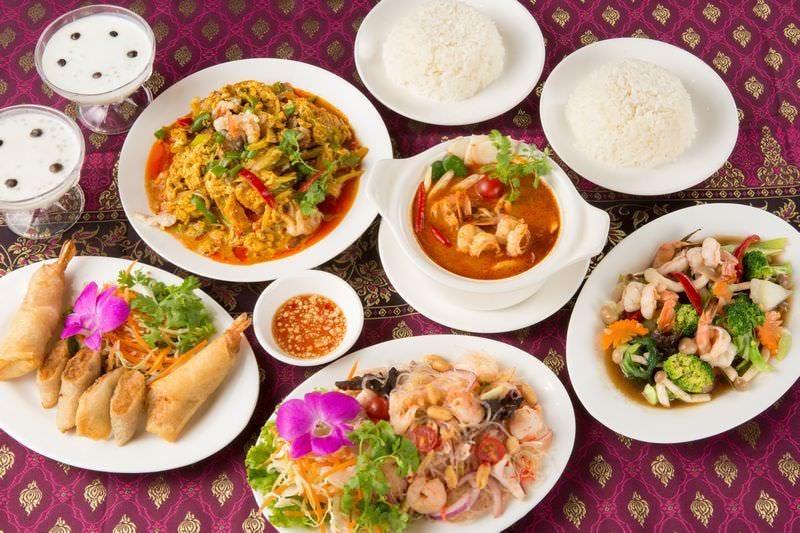 タイ料理店二十数余年総決算の味
