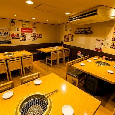 鶴橋 焼肉 金太郎  店内の画像