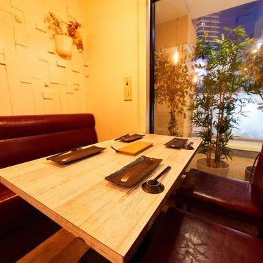 肉と日本酒 ときどきワイン 船橋ガーデン 店内の画像
