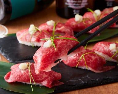 肉と日本酒 ときどきワイン 船橋ガーデン こだわりの画像