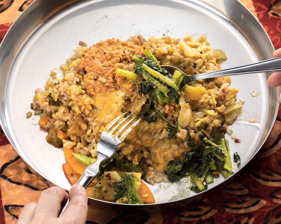 南インド料理を本場のスタイルで