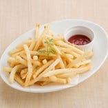 ポテトフライ ~選べる三種のフレーバー~(プレーン、麻辣、コンソメ)