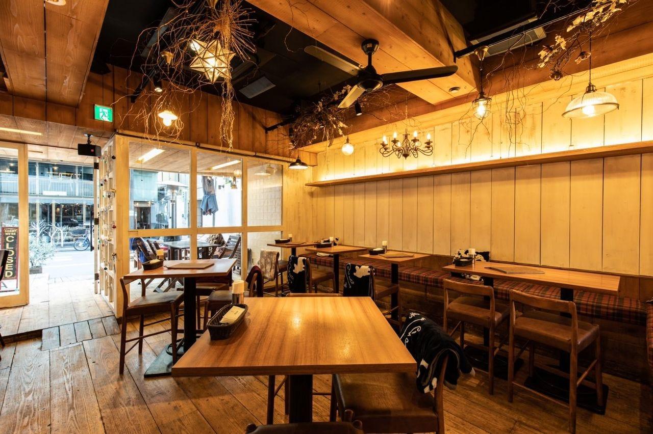 渋谷 カフェ&テラス BBQ Noan maruta