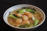 海老あんかけ麺