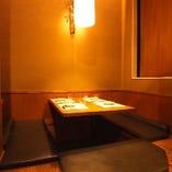 4名様個室席(写真はイメージです)