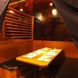 6名様半個室席(写真はイメージです)