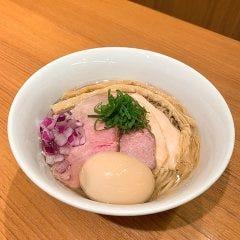 らぁ麺 みうら 上野毛店