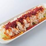 豚しゃぶとシャキシャキ野菜のサラダ