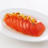 トマトの冷菜