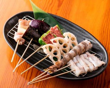 個室 串天 鮮魚 二十四区 末広町店  コースの画像