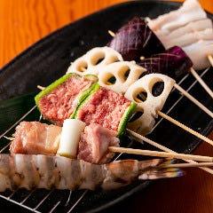 個室 串天 鮮魚 二十四区 末広町店