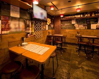 神田スペインバル ボケリーア  店内の画像