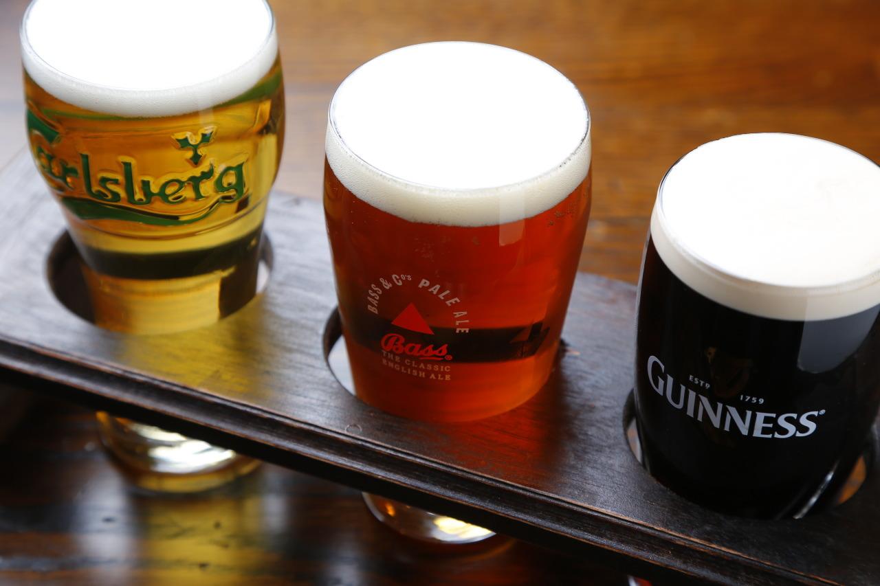 ★1600円 世界のビール3種飲み比べセット!