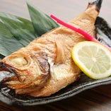 本日の『焼魚』