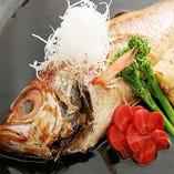本日の『煮魚』