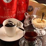 『ヒロコーヒー』『ムレスナ』を 使用して、香り高い一杯を