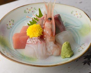 味彩食房 日本海のさかな・寿司 大西  こだわりの画像
