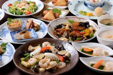 お粥と京野菜中華 福住  コースの画像