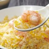 麺・チャーハンなど豊富な料理