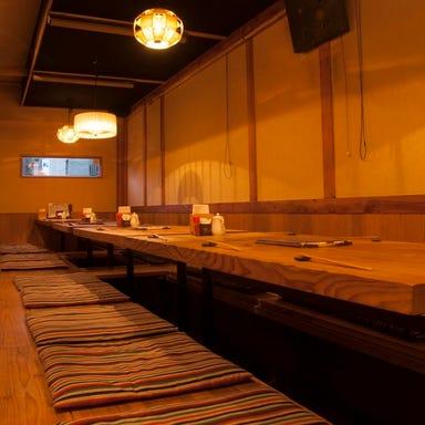 堀端酒場 くるみ  店内の画像