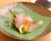 【お刺身】  旬の鮮魚のお刺身