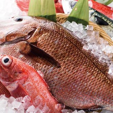 個室居酒屋 馬に魚に 赤坂見附店 メニューの画像