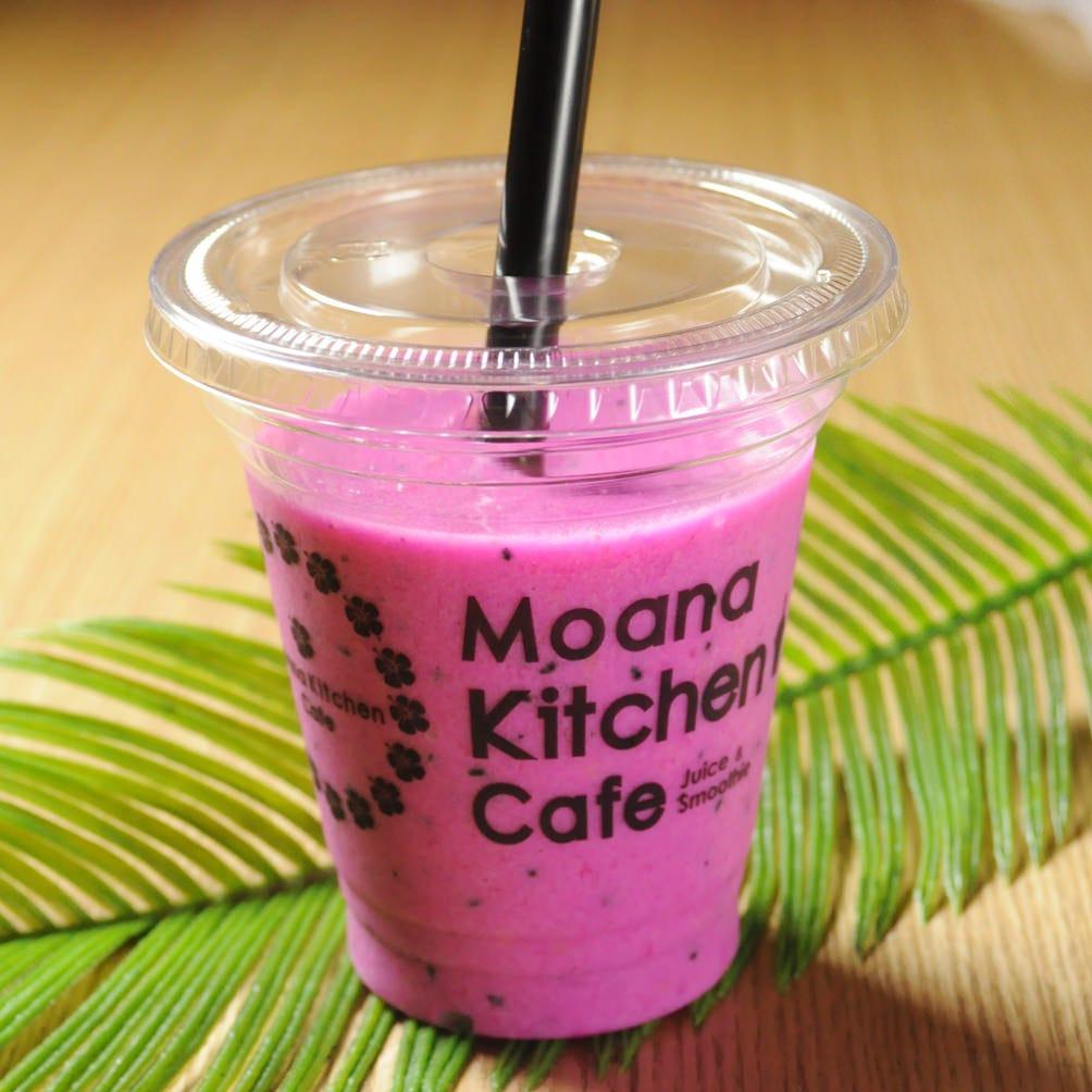 濃厚スムージー&ハワイアンコーヒー