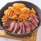 ステーキ 3種