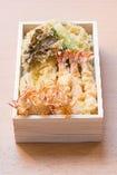 天ぷら弁当 特上