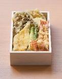 天ぷら弁当 上