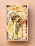 天ぷら弁当 並