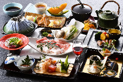 日本料理 鉄板焼 みなと