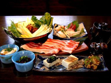 沖縄郷土料理とすば 島時間  コースの画像