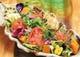 新鮮な野菜を使っております。ボリューム満点!